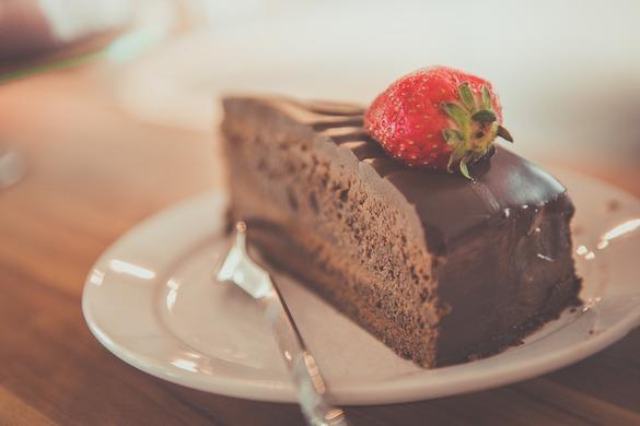 Desserts at Twigscafe