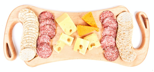 CHEESE, AND RED MEAT HAVE HIGH AMOUNTS OF SATURATED FAT