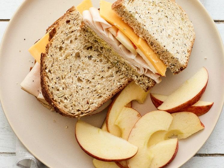 Don't Discount The Sandwich -