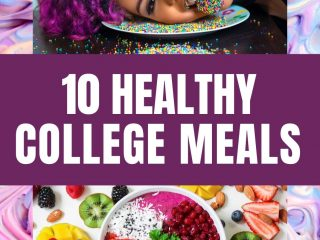 10 Healthy College Meals