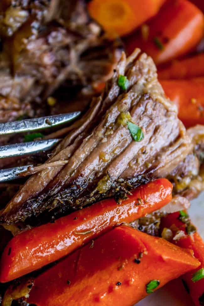 Crockpot Roast -
