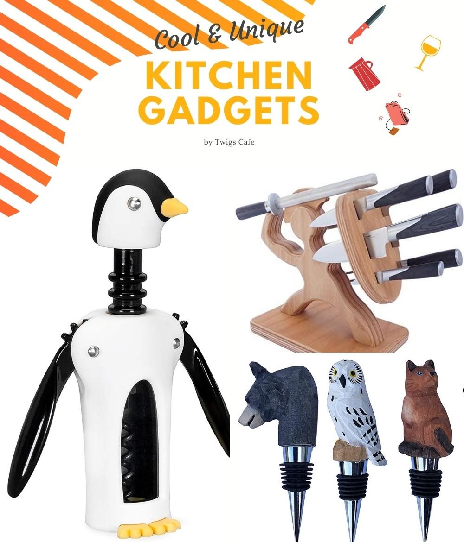 Cool Unique Kitchen Gadgets