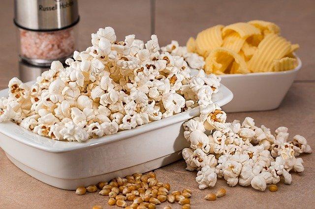 Porp Corn - Healthy Junk Food