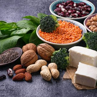 Vegan sources of protein
