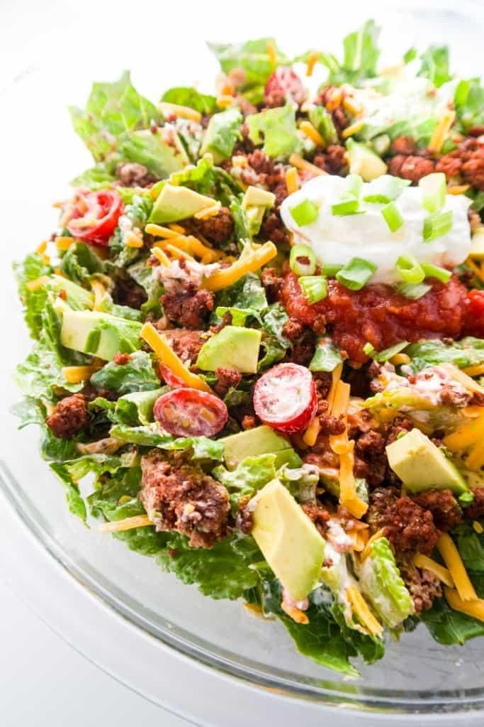 Taco Salad -