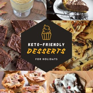 Keto-friendly desserts
