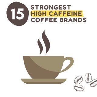Strongest Coffee - 15 High Caffeine Coffee Brands