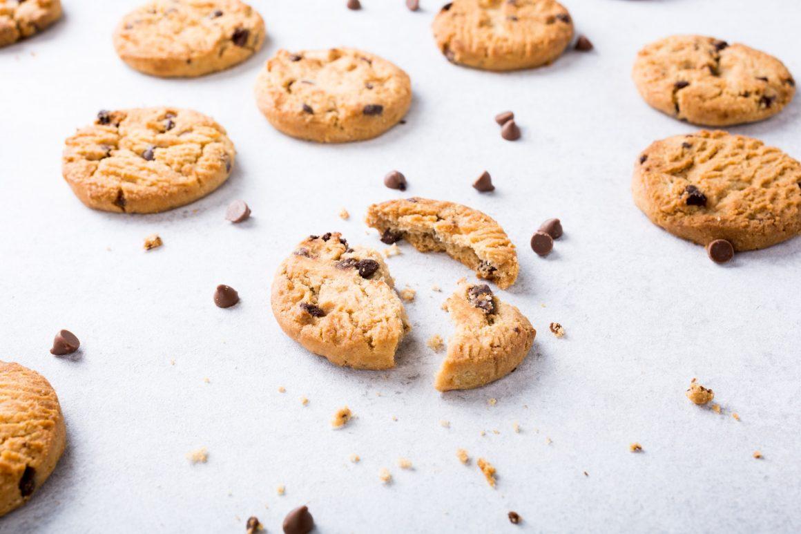 Chocolate chip cookies - Healthy Junk Food