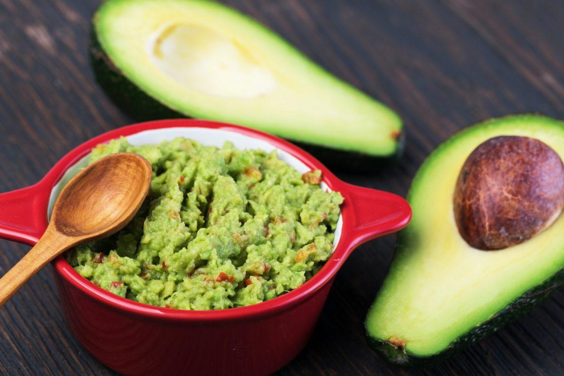 Guacamole - Anti-Inflammatory Snacks