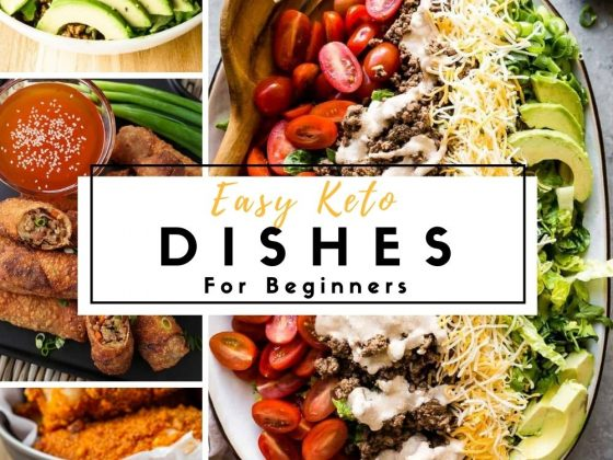 Easy Keto Recipes For Beginners