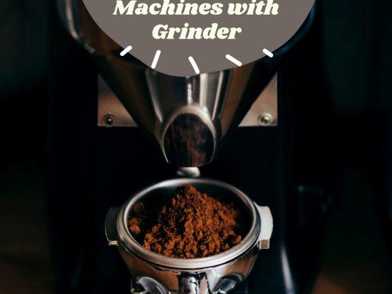 Espresso Machine with Grinder
