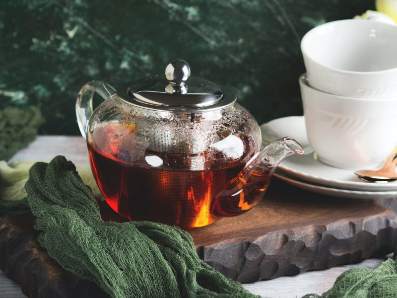 Teapot with Infuser