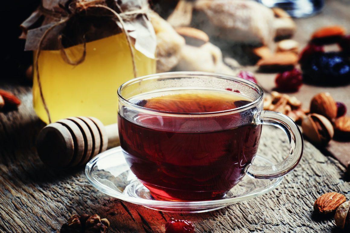 Middle East black tea