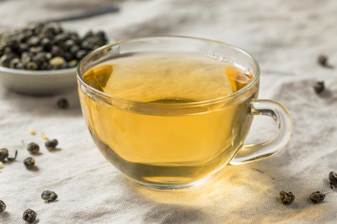 Organic Hot Oolong Tea