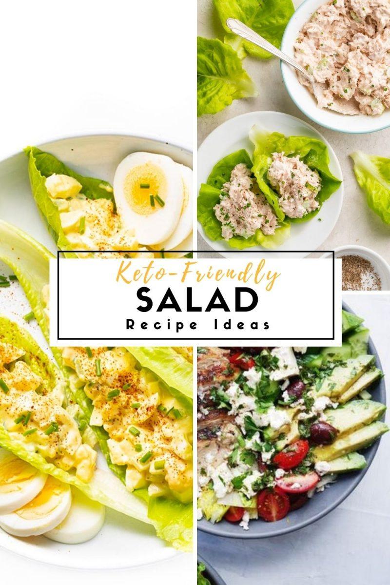Keto Salad Ideas