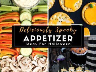 Spooky Halloween Appetizers Ideas